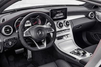 2016 Mercedes-AMG C43 coupé 12