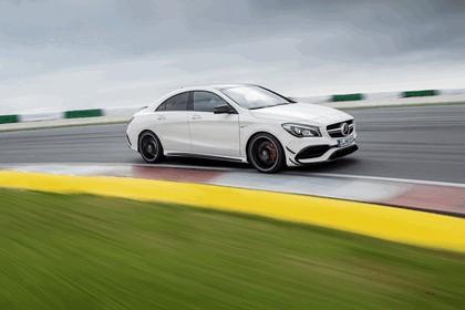2016 Mercedes-AMG CLA 45 1