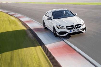 2016 Mercedes-AMG CLA 45 2