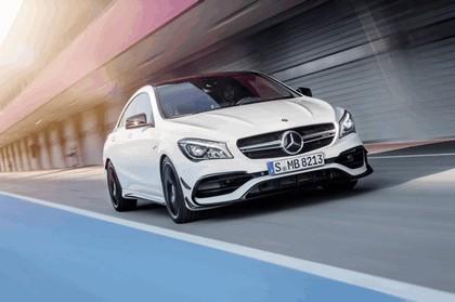 2016 Mercedes-AMG CLA 45 4