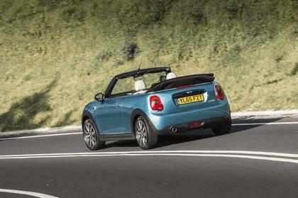 2016 Mini Cooper convertible - UK version 37