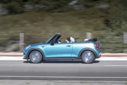 2016 Mini Cooper convertible - UK version 41