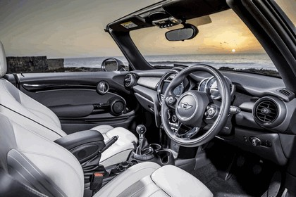 2016 Mini Cooper convertible - UK version 56