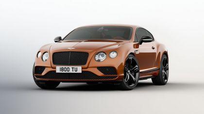 2016 Bentley Continental GT Speed Black Edition 8