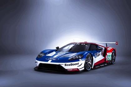 2016 Ford GT FIA World Endurance car 1