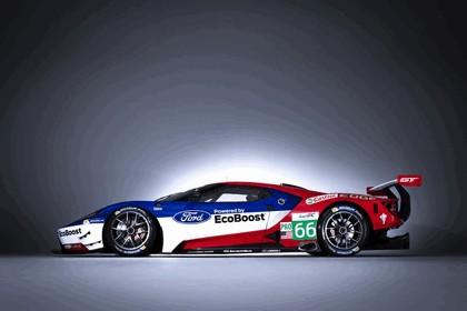 2016 Ford GT FIA World Endurance car 2
