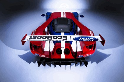 2016 Ford GT FIA World Endurance car 3