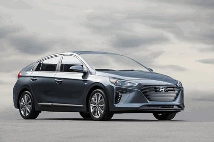 2016 Hyundai Ionic Hybrid - USA version 2