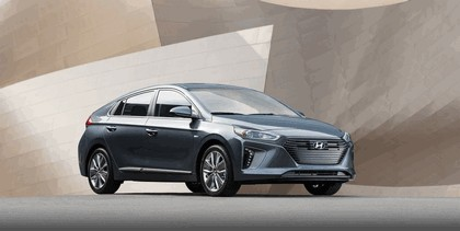 2016 Hyundai Ionic Hybrid - USA version 3