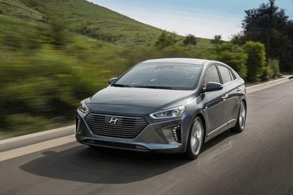 2016 Hyundai Ionic Hybrid - USA version 9