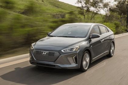 2016 Hyundai Ionic Hybrid - USA version 10