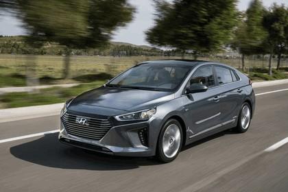 2016 Hyundai Ionic Hybrid - USA version 14