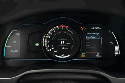 2016 Hyundai Ionic Hybrid - USA version 53