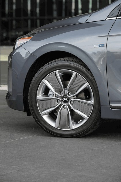 2016 Hyundai Ionic Hybrid - USA version 59
