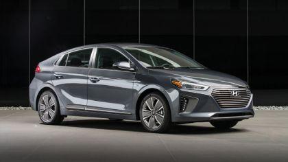 2016 Hyundai Ionic Hybrid - USA version 7