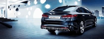 2016 Kia Optima GT 2