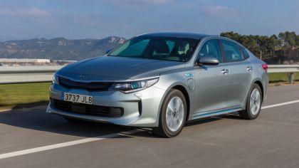 2016 Kia Optima Plug-in Hybrid 8