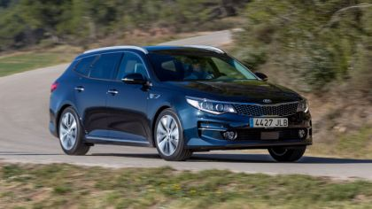 2016 Kia Optima Sportswagon 9