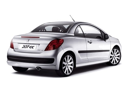 2007 Peugeot 207 CC 7