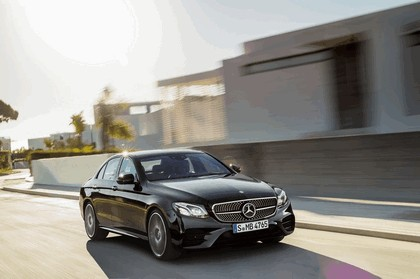 2016 Mercedes-AMG E 43 4Matic 8
