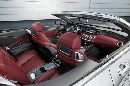 2016 Mercedes-AMG S 63 4MATIC cabriolet Edition 130 9
