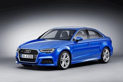 2016 Audi A3 sedan 1