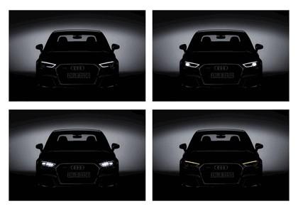 2016 Audi A3 sedan 17