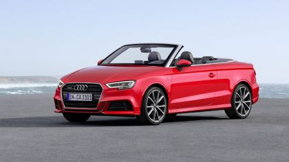 2016 Audi A3 cabriolet 9