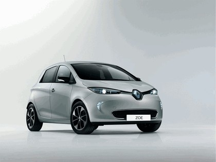 2016 Renault ZOE Swiss Edition limited edition 1