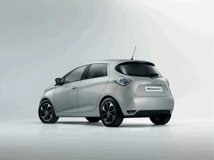 2016 Renault ZOE Swiss Edition limited edition 3