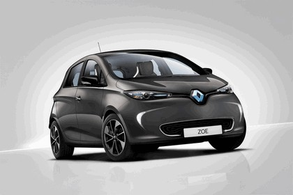 2016 Renault ZOE Swiss Edition limited edition 4