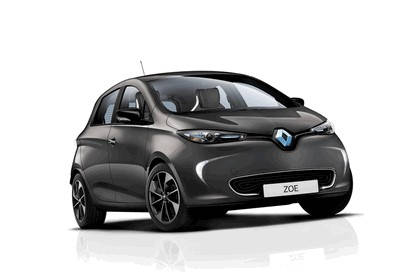 2016 Renault ZOE Swiss Edition limited edition 5