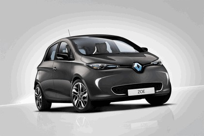 2016 Renault ZOE Swiss Edition limited edition 6