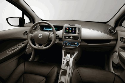 2016 Renault ZOE Swiss Edition limited edition 11