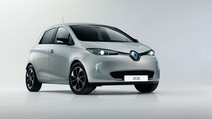 2016 Renault ZOE Swiss Edition limited edition 9