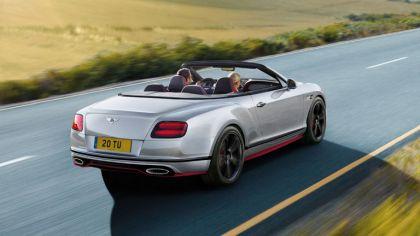 2016 Bentley Continental GTC Speed Black Edition 9