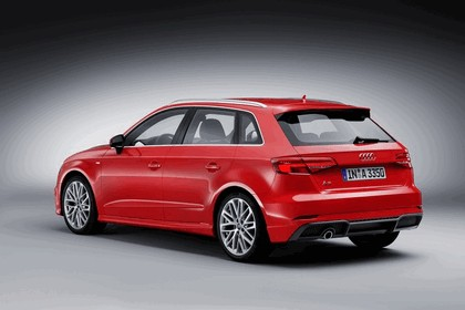 2016 Audi A3 sportback 3