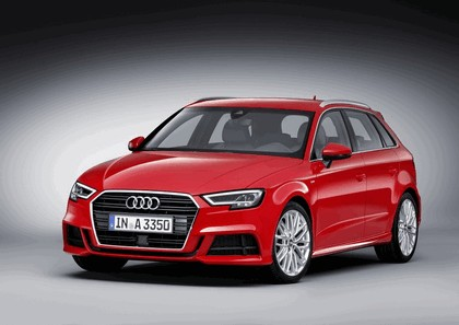 2016 Audi A3 sportback 4