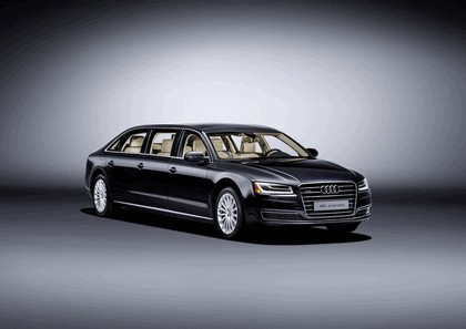 2016 Audi A8 L extended 1