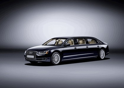 2016 Audi A8 L extended 2
