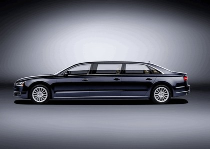 2016 Audi A8 L extended 5