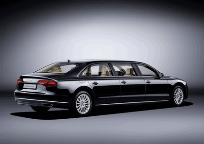 2016 Audi A8 L extended 6