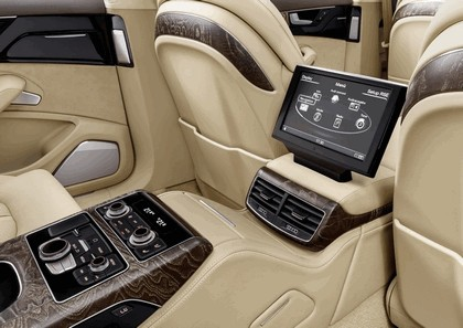 2016 Audi A8 L extended 10
