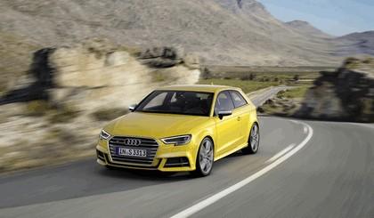 2016 Audi S3 5