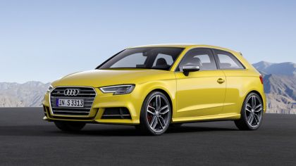2016 Audi S3 2