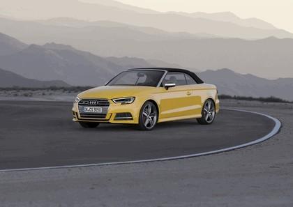2016 Audi S3 cabriolet 2