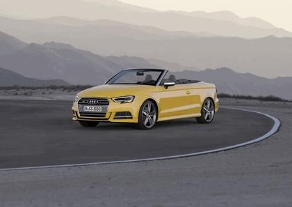 2016 Audi S3 cabriolet 5