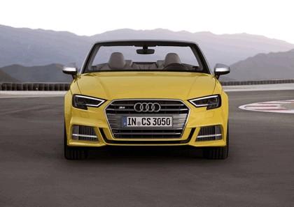 2016 Audi S3 cabriolet 14