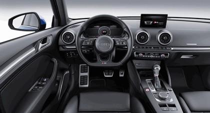 2016 Audi S3 sedan 9