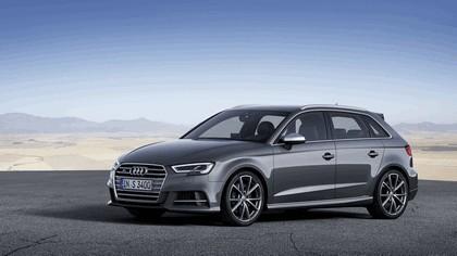 2016 Audi S3 sportback 1